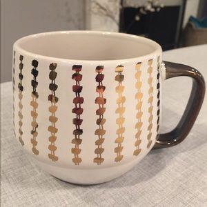 THRESHOLD coffee mug
